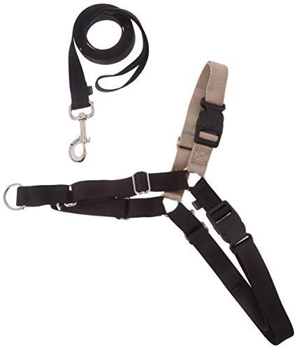 Arnés Easy Walk de PetSafe, extragrande, negro ✅