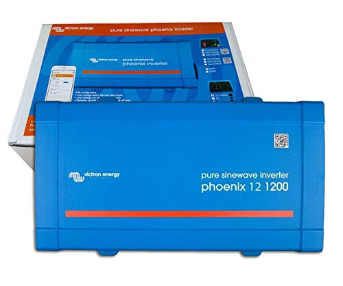Inversor Onda Pura 12V 1200VA Victron Energy Phoenix...