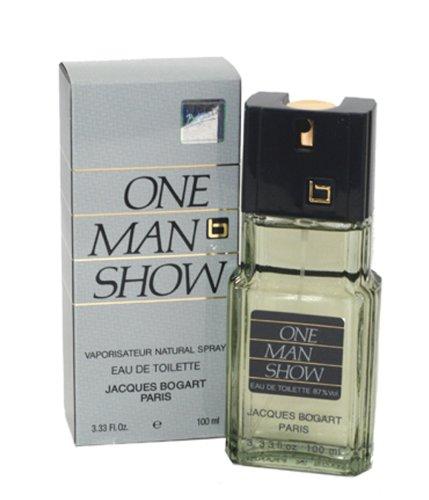 One Man Show by Jacques Bogart Eau de Toilette Spray 100ml