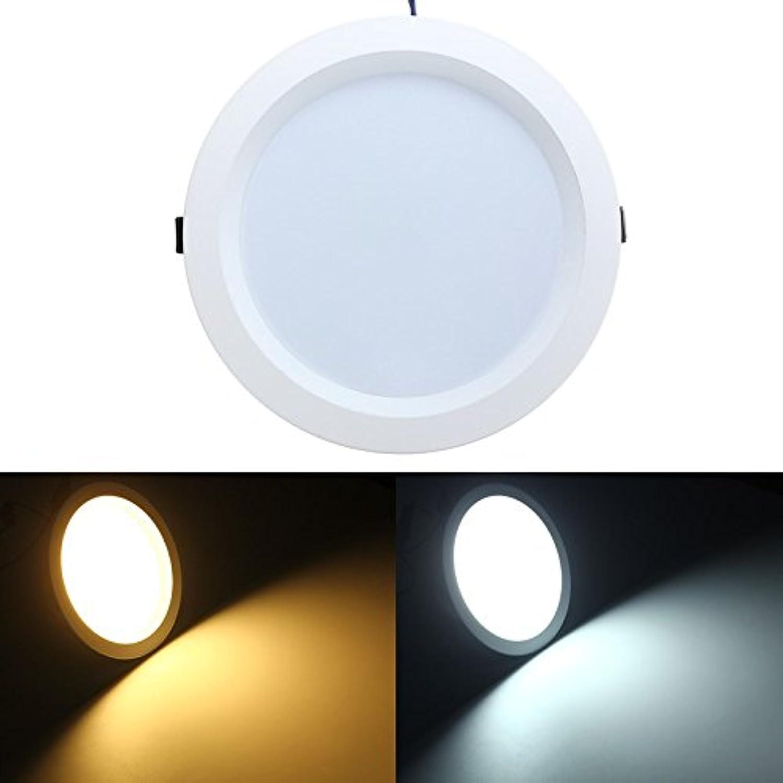HTAIYN 15W LED Unterputz Deckeneinbauleuchte AC85-265V popular (Farbe   Warm Light) B07MYJ5ZKN  | Bevorzugtes Material