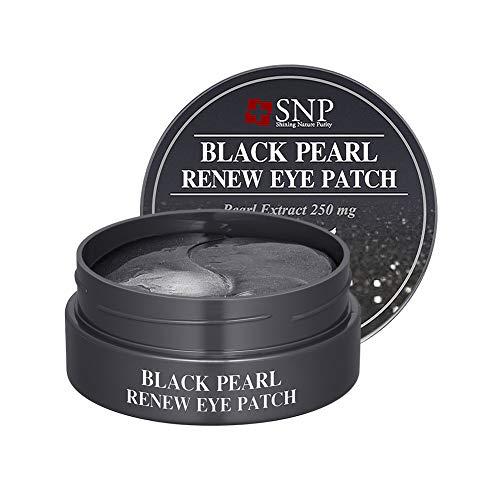 SNP Black Pearl Renew Eye Patch (Pack of 60pcs)
