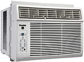 Danby 10,000 BTU Window Air Conditioner with Remote Control, White DAC100EB1WDB