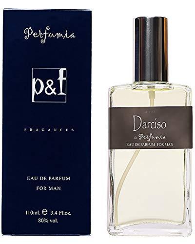 DARCISO de Perfumia, Eau de Parfum para hombre, Vaporizador (110 ml)
