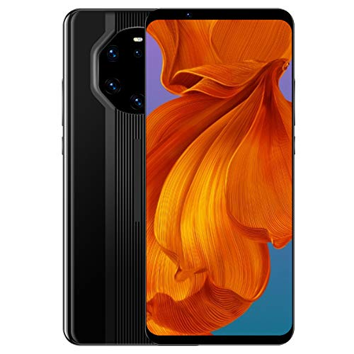 Teléfono celular desbloqueado, 5.8 pulgadas teléfono inteligente de desbloqueo de huellas dactilares con reconocimiento facial de pantalla, 512 MB+4 GB, doble tarjeta de doble modo de espera(negro)