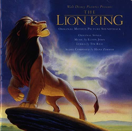 ライオン キング サウンド トラック