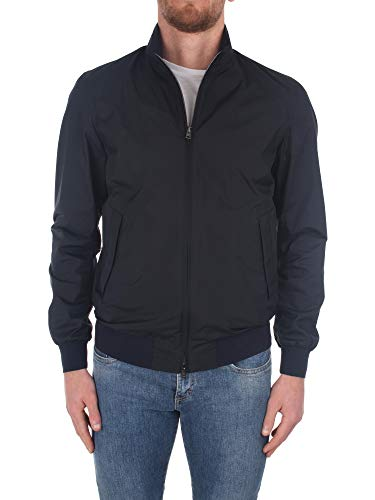 Herno GI0184U 13220 9200 Jacken und Jacken Mann blau 48