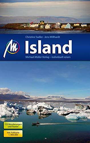 Island Reiseführer Michael Müller Verlag: Individuell reisen mit vielen praktischen Tipps