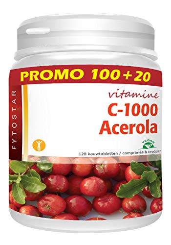 Fytostar Acerola 1000 Complément...