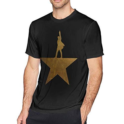 XCNGG Chicos Camisetas de algodón de Manga Corta para Hombre Camisetas de Ocio con Cuello Redondo y Corte Entallado