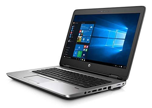 NOTEBOOK 14' HD Ricondizionato HP 640 G2 i5-6200U RAM 8GB SSD 256GB DVD W10P