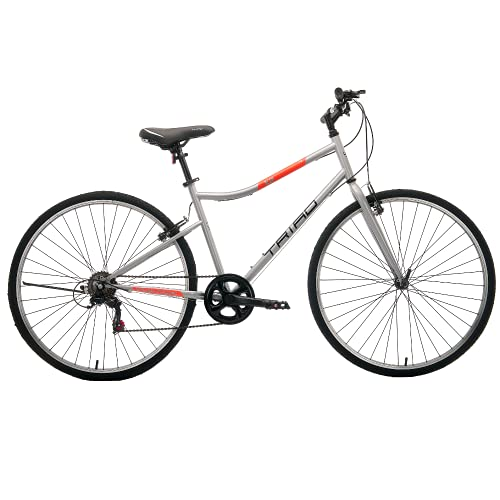 TRIAD X2-7 Speed Fully Fitted 18 inches Frame Unisex Adult's Hybrid...