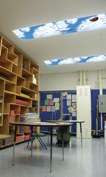 Sunset Skypanels - Replacement Fluorescent Light Diffuser