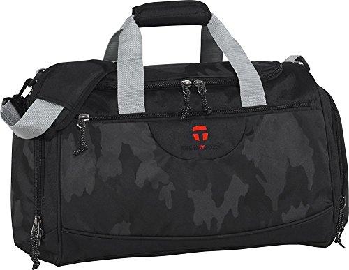 Take It Easy Sporttasche ROM Camouflage schwarz 495001 camouflage schwarz