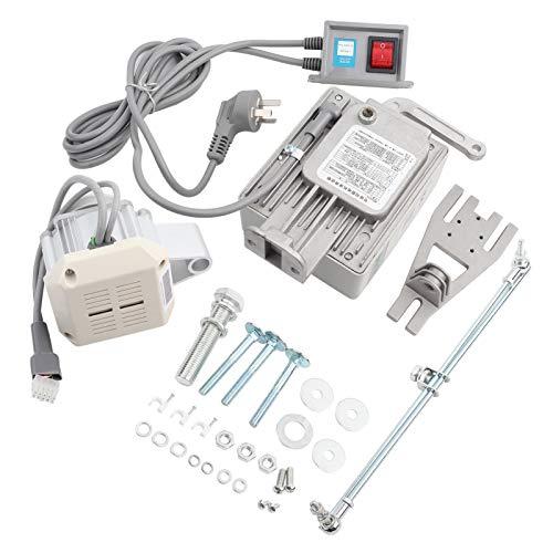 Motor sin escobilla ajustable de 220 V, 550 W, para máquina de coser industrial