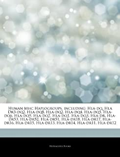 Articles on Human Mhc Haplogroups, Including: HLA-Dq, HLA Dr3-Dq2, HLA-Dq8, HLA-Dq2, HLA-Dq4, HLA-Dq5, HLA-Dq6, HLA-Dq9, H...