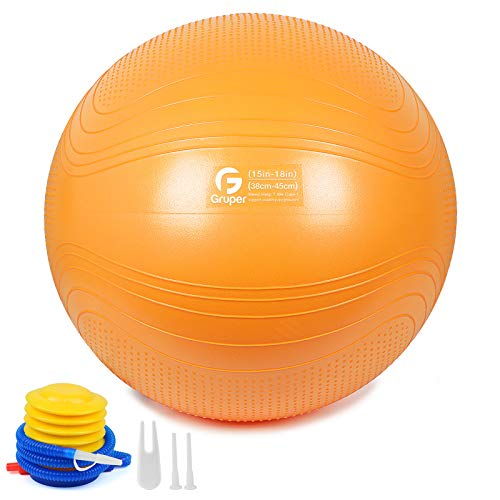 Gruper Yoga Stability Ball