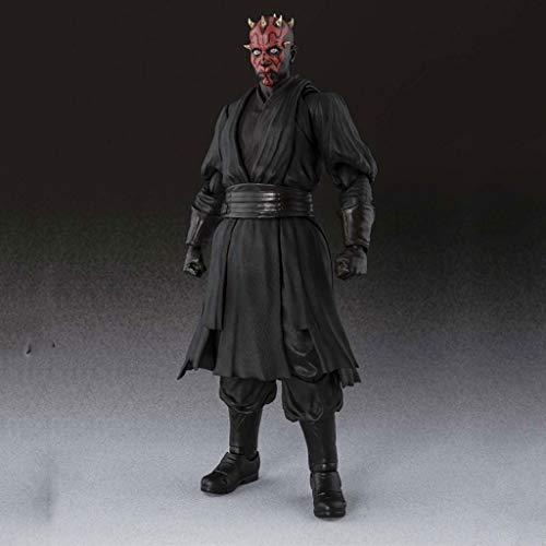 CQ Star Wars Charakter Darth Maul Die dunkle Bedrohung Sammlerstück Action-Figur Star Wars Spielzeug 15cm Toys