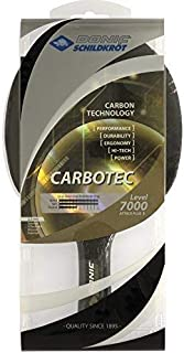 DONIC Carbotec 7000 Table Tennis Bat with Free Courier Shipping