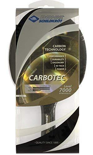 Donic Carbotec 7000 Table Tennis Bat 100% Original