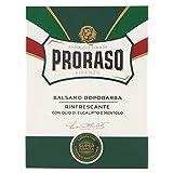 Proraso Baume après-rasage vert rafraîchissant, 100 ml