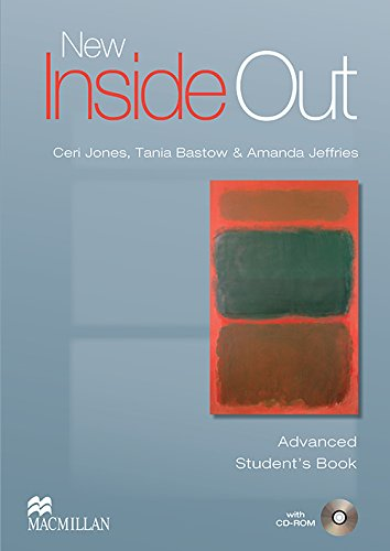 NEW INSIDE OUT Adv Sts Pack con CD-Rom