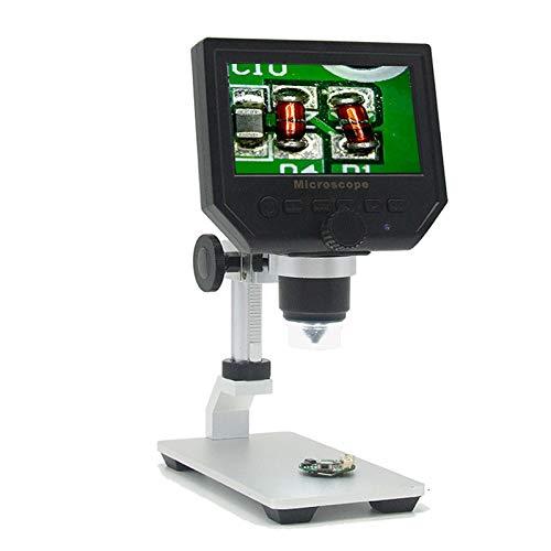 Manyao Microscopio electrónico de Video microscopio de 600x
