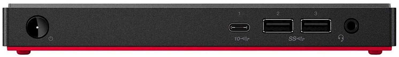 Lenovo ThinkCentre M90n-1 Nano Desktop Intel Core i7-8665U, 16GB DDR4, 512GB M.2 PCIe NVMe SSD 1.11 lbs, w/Wireless Keyboard and Mouse