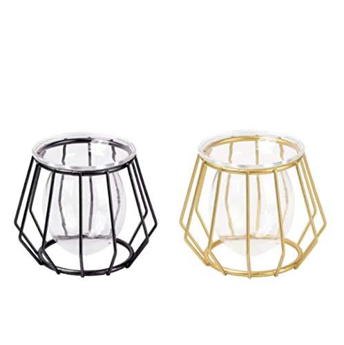 Jarrones Decorativos Modernos Negros jarrones decorativos modernos  Marca Perfekto24