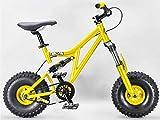 Mini Rig Rocker Mini Bicicleta BMX Oro Mini MTB Downhill Bike