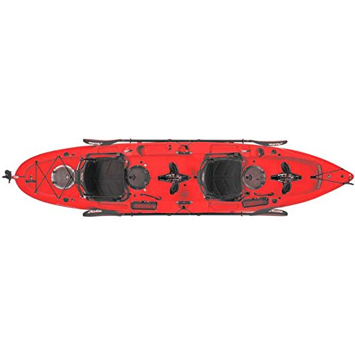 Hobie Mirage Outfitter Kayak - Hibiscus