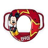 STAR LICENSING Inodoro - 56994 - Reductor de inodoro, diseño de Mickey Mouse