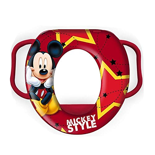 RIDUTTORE WC VASINO Bagno Topolino Mickey Mouse Disney Universale - 56994