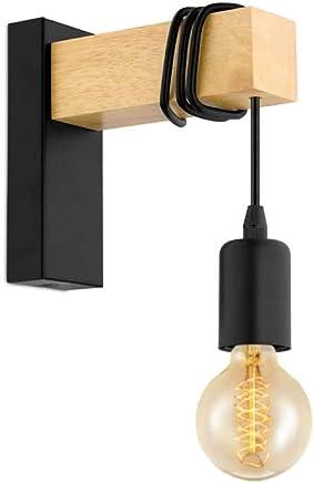 Amazonfr Applique Murale Design Bois Luminaires Eclairage