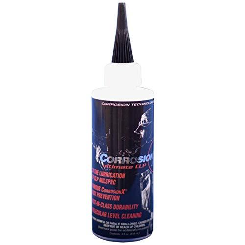 Corrosion Technologies 50010 CorrosionX for Guns, 4 fl oz (118ml)