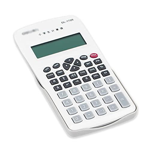 HMEI Calculadora Multifunción Científica Prueba Dedicada Pantalla LED Portátil Dedicada para El Regalo De La Calculadora calculadora de Oficina