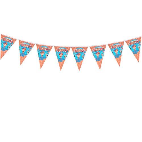 Blippi Party banner
