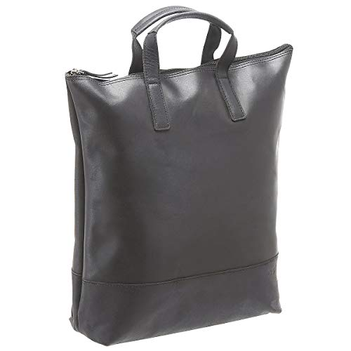 Jost Narvik X-Change 3 in 1 Bag mit Laptopfach 40 cm schwarz
