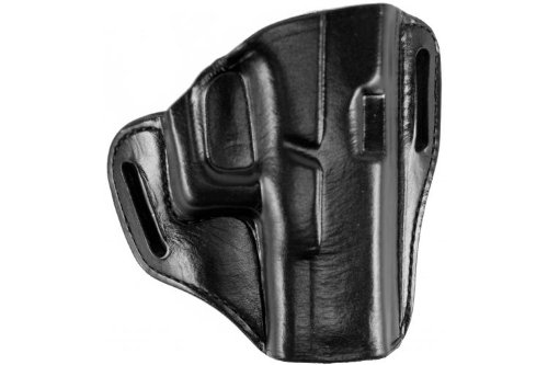 BIANCHI 57 Remedy Holster Fits Government 1911 (Black, Right Hand)