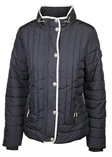 soquesto Damen Jacke Größe 42 EU Blau (blau)