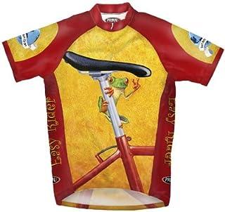 af0b394857eeb Primal Wear Easy Rider Frog Cycling Jersey Men s Short Sleeve