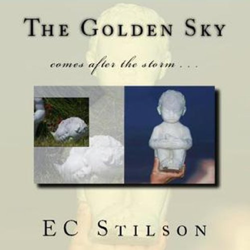 The Golden Sky audiobook cover art