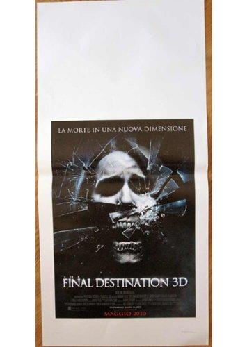Iloveprint Filmposter The Final Destination in 3D – Horror – 33 x 70 cm
