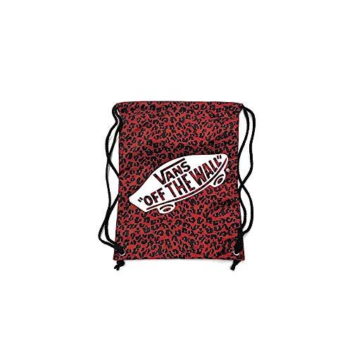 VANS Benched Cinch Bag- Wild Leopard VN000SUFUY11