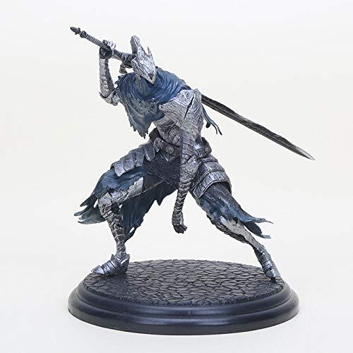 No Dark Souls II 15-18cm Faraam Knight Artorias The Abysswalker PVC Figura de acción Caballero de Astora Oscar Coleccionable Modelo Muñeca Juguete-Artorias