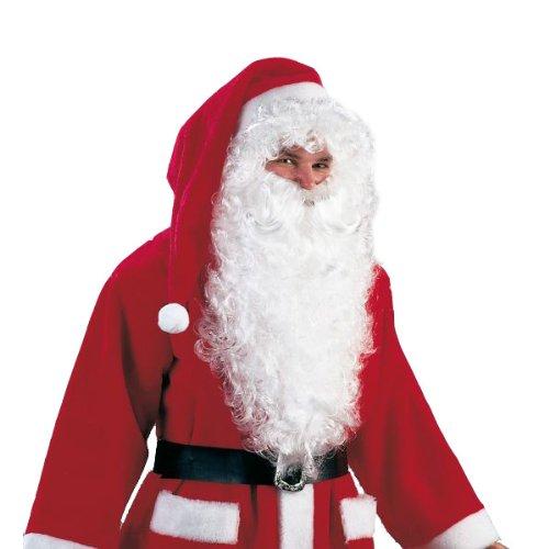 Longue barbe de père Noël/Saint Nicolas