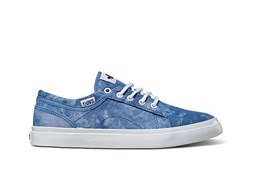 DVS DVS DVF0000253 Damen Aversa Schuh, Blau - Blaue Nadelstreifen - Größe: 39.5 EU