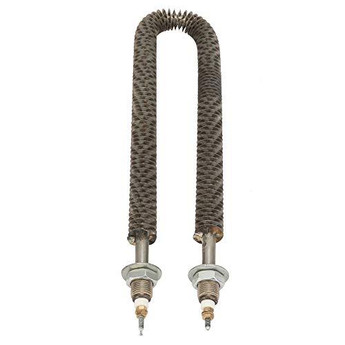 Calefacción Pipe-U Tipo Tubo de Calor eléctrico con Aletas Aleta de Acero...