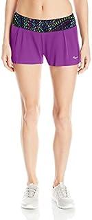 Saucony Women's Pinnacle Shorts Dahlia/Multicolor X-Small [並行輸入品]