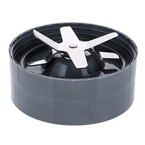 NutriBullet - Cuchilla de repuesto para batidoras de vaso NutriBullet modelos 600 W y 900 W (1 unidad, color gris)