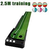 SEYE1° Putter Golf Set De Entrenador De Golf para Niños del Putt Set para Niños Juego De Ejercicios para Niños Oficina Estadio Putt